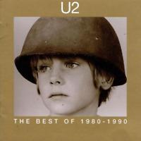 U2 The Best Of 1980-1990 CD BRAND NEW
