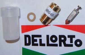 Dellorto PHF PHM carburetor float valve assembly size 250 Ducati Guzzi  8649-250