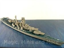 Surface Action USS NEW JERSEY (BB 62) #18 rare War at Sea miniature