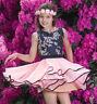 LoffF Kleid Gr. 134/140 Sommerkleid NEU So 2019