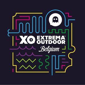 Extrema Outdoor Belgium  New 2-cd  Dance Music