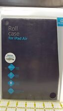 by Rock -For Apple IPad Air Roll Case - Purplish/Blue -New