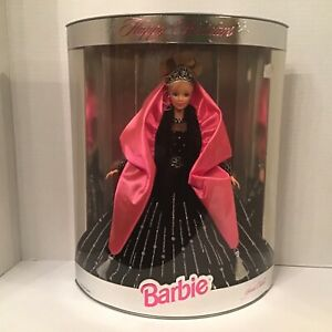 Happy Holidays 1998 Barbie Doll Christmas Special Edition Brand New
