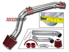 "2.75"" JDM RED Cold Air Intake Racing System For 92-95 Civic/93-97 Del Sol"