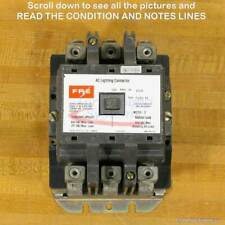 Federal Pacific 4104 Contactor, 100 Amp, 3 Pole, 480 VAC Coil, NEW!