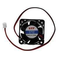 40 x 40 x 20mm 4020 5 Blade Brushless DC 12V Axial Cooling Fan DT