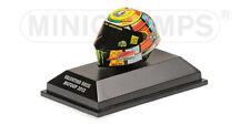 1:8 AGV Minichamps Valentino Rossi Helmet Casco Moto GP 2012 RARE NEW