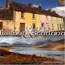 Pied Pipers, The Pie - Music from Ireland and Scotland [New CD]