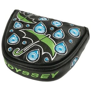 Odyssey Golf Make It Rain Leather Mallet Putter Headcover - New 2021