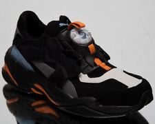 Puma Thunder Disc Uomo Nero Casual Basso Lifestyle Scarpe da Tennis 369355-06