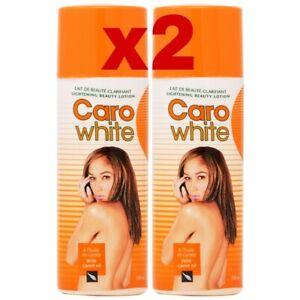 Carrot LIGHTENING BEAUTY LOTION 500ML (pack of 2)