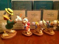 Disney Collector Society - Classics Figurines Mr Duck Steps Out-60th Bday Set*