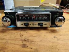 Vintage 70s Motorola Am/Fm Car Stereo