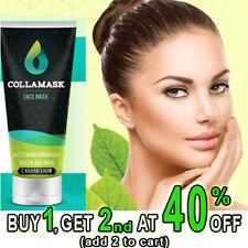 COLLAMASK FACE MASK Anti Aging Wrinkle Gesichtsmaske mit Collagen gegen Falten