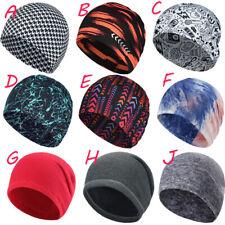 Windproof Winter Soft Warm Thermal Fleece Beanie Hat Skull Cap for Men & Women