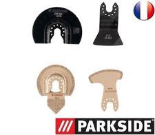 PARKSIDE® Accessoires pour outil multifonction set pour travaux au sol 4 Pieces