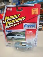 JOHNNY LIGHTNING MOPAR NO CAR 1970 PLYMOUTH CUDA 340 NEW LIMITED EDITION 1/4,000