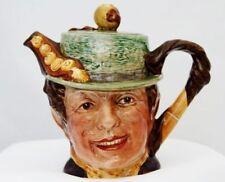 Earthenware Tea Pots Decorative 1920-1939 (Art Deco) Pottery