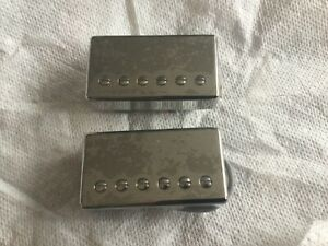 Gibson 57 classic plus 57+ Humbucker Pickups chrome 4 conductor PAF