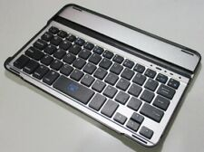 Aluminum Wireless Bluetooth 2.0 Keyboard Case For Apple iPad Mini
