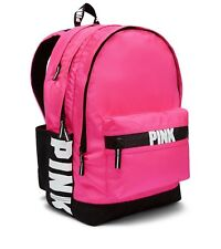 Victorias Secret PINK CAMPUS BACKPACK  Pink On Fleek 2017   Brand New 5387da8352da5
