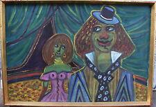Erik Larsen 1902-1975, Der selbstzufriedene Clown und das kl. skeptische Mädchen