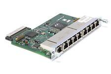 Cisco EtherSwitch HWIC-D-9ESW - switch - managed - 9 ports