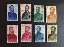 SELLOS ESPAÑA MNH 1960 FORJADORES DE AMÉRICA. LA FLORIDA. PERFECTOS