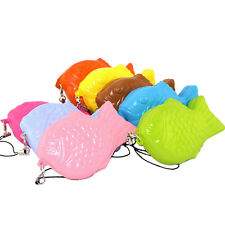 New Cute Squishy Fish Cellphone Strap Slow Rising Soft Bread Charm Toy 1PCS HL