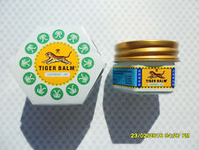 1 X TIGER BALM OIL NET 10 GM PAIN RELIEF MUSCULAR HERBAL AROMATHERAPY MASSAGE