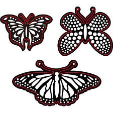 Assorted Butterflies Dies Darice for Cardmaking,Scrapbooking, etc