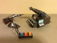 GI Joe 25th Anniversary Mass Device & Weather Dominator 100% Complete RARE