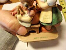 "Pp- Goebel hummel figurine -1998 Bh 65 ""Forever a friend"""