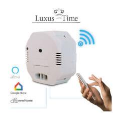 Lichtschalter WIFI Modul SmartHome Steuerung WLAN Schalter Kabellos Alexa App
