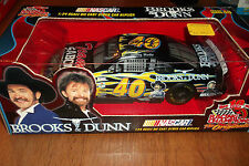STERLING MARLIN SIGNED #40 BROOKS & DUNN 1:24 SCALE RACING CHAMPIONS   (31)