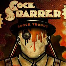 "Cock Sparrer - Shock Troops Series 3 7"" SHAM 69 ANGELIC UPSTARTS BLITZ"