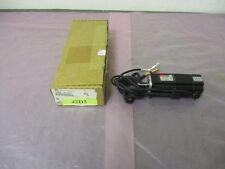 AMAT 1080-01257, Motor, 200W W/24VDC Brake, Sanyo Denki P50B05020DCS00M, 410415