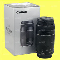 Genuine Canon EF 75-300mm f/4-5.6 III Lens