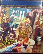 Gangs Of Wasseypur 2 (2012) Bollywood Region Free Bluray With Subtitles