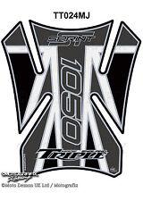 Triumph Sprint ST 1050 2005 - 15 Motorcycle Tank Pad Motografix 3D Gel Protector