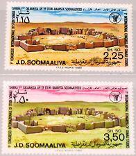 SOMALIA 1980 292-93 485-86 1st Inl Congress Somali Studies Forschung MNH
