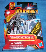 AIR DRONE IRON MAN 2 MARVEL UNIVERSE AVENGERS WAR MACHINE STARK HAMMER LEGENDS X