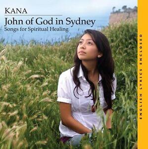 NEW CD KANA Songs for Spiritual Healing Limited Edition