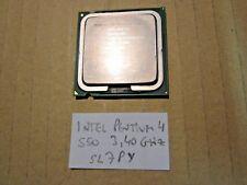 Procesador Intel Pentium 4 550 3,40 GHz Prescott Socket 775 SL7PY