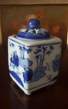 Vintage Incense Sticks Chinese Ceramic Vase Holder
