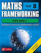 Collins Maths Frameworking: Year 8: Pupil Book 3 by Brian Speed