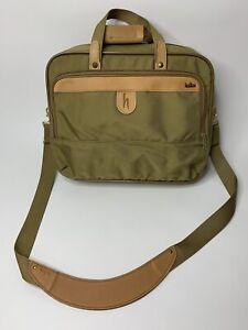 Hartmann Overnight Messenger Travel Carry-On Shoulder Bag •Medium *EUC