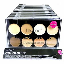 Technic 8 in 1 Colour Fix Pressed Face Powder Contour Palette