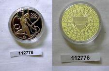 200 Schilling Silber Münze Österreich 1995 olympische Spiele 1896-1996 (112776)