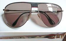 Lacoste 191 occhiali da sole vintage aviator 1980s